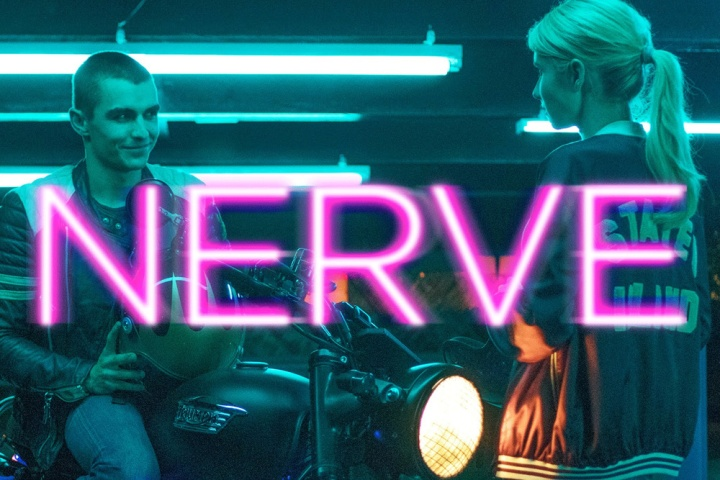 Nerve: A unique approach to the dangers of the online world.